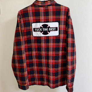 Supreme - Supreme  Independent  Flannel Shirt