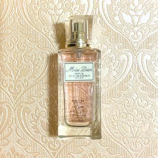 クリスチャンディオール(Christian Dior)のミス ディオール ヘアミスト30ml(ヘアウォーター/ヘアミスト)