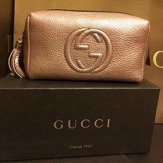 Gucci - グッチ ポーチ
