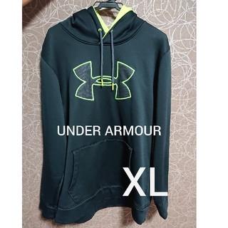 アンダーアーマー(UNDER ARMOUR)のUNDER ARMOUR パーカー XL(パーカー)