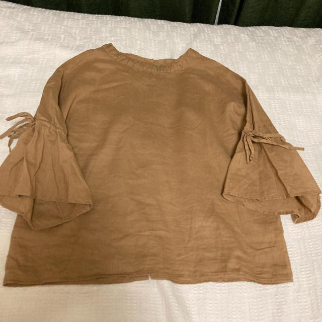 SM2(サマンサモスモス)のたにやん様専用です!サマンサモスモスブラウス美品❣️ レディースのトップス(シャツ/ブラウス(長袖/七分))の商品写真