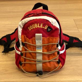 ダブルビー(DOUBLE.B)のMIKIHOUSE ミキハウス ダブルB リュックサック バック 鞄 (リュックサック)