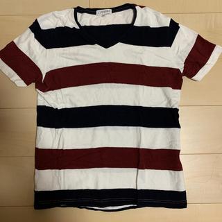 ボーダーTシャツ 半袖