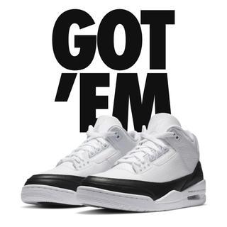 FRAGMENT - ragment × Nike Air Jordan 3 フラグメント ジョーダン