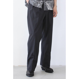NEAT FOR STOCK URBAN TECH TROUSERS WIDE