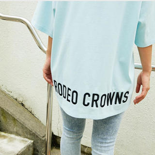 RODEO CROWNS WIDE BOWL - Champion BIG Tシャツ RODEO CROWNS