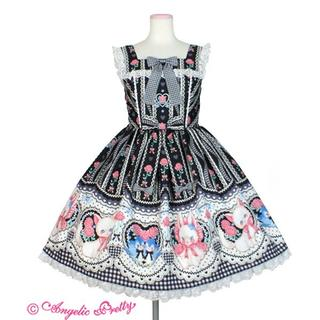 angelic pretty Be My Valentineジャンパースカート