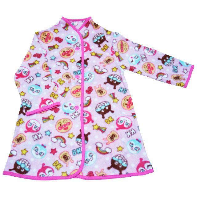 アンパンマン(アンパンマン)の新品 95cm アンパンマン 女の子お泊りセット 4点セット キッズ/ベビー/マタニティのキッズ服女の子用(90cm~)(パジャマ)の商品写真
