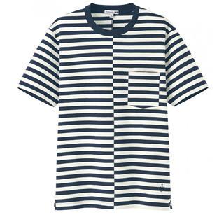 ユニクロ(UNIQLO)のJW ANDERSON ボーダーT ユニクロ(Tシャツ/カットソー(半袖/袖なし))