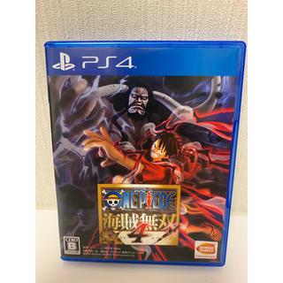 バンダイ(BANDAI)のONE PIECE 海賊無双4 PS4 キャラクターパック付き(家庭用ゲームソフト)