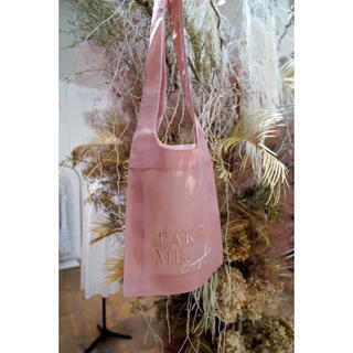スナイデル(snidel)のHer lip to Take me everywhere Marche Bag(トートバッグ)