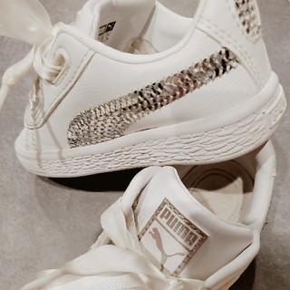 PUMA - キッズ靴