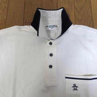 Munsingwear - マンシングウェア・メンズ 長袖ポロシャツ  Lサイズ(新品・未使用)