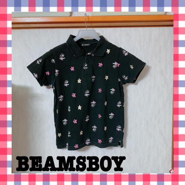 BEAMS BOY(ビームスボーイ)の【美品】BEAMSBOYポロシャツ レディースのトップス(Tシャツ(半袖/袖なし))の商品写真