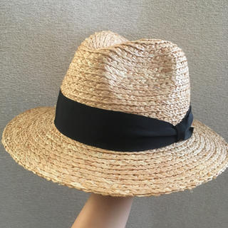 ユニクロ(UNIQLO)の麦わら帽子 ストローハット UNIQLO(麦わら帽子/ストローハット)