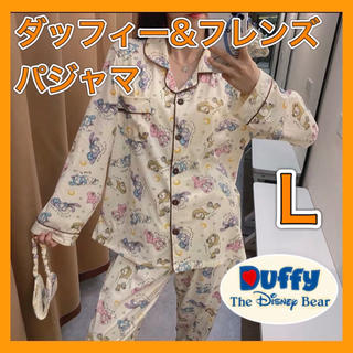 Disney - 新品!ダッフィーフレンズ☆パジャマ☆ルームウェア☆上下セット☆ディズニー