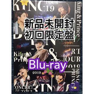 Johnny's - King&Prince CONSERT TOUR 2019 初回限定盤