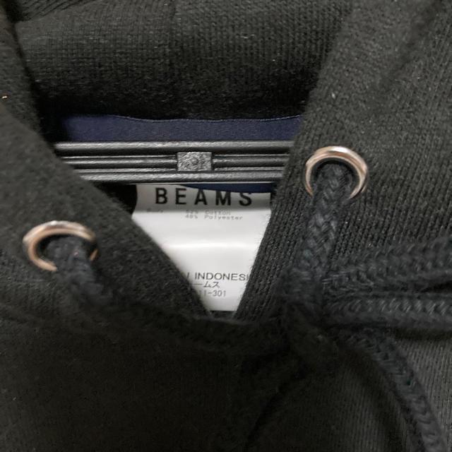 BEAMS(ビームス)のBEAMS Disney 長場雄コラボパーカー メンズMサイズ メンズのトップス(パーカー)の商品写真