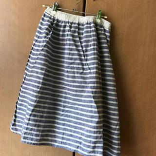 サマンサモスモス(SM2)の膝丈スカート(ひざ丈スカート)
