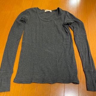 ダブルネーム(DOUBLE NAME)のレディース 長袖Tシャツ(Tシャツ(長袖/七分))