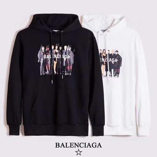 Balenciaga -  #8015「2枚14000円送料込み」BALENCIAGA 男女兼用パーカー