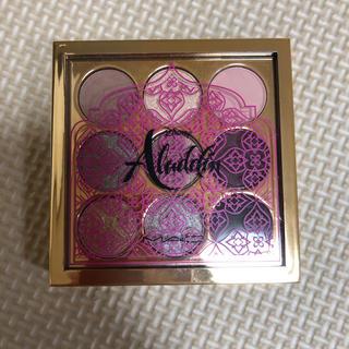 MAC - MAC × Disney Aladdin☆限定☆9色 アイシャドウパレット