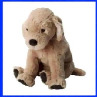 イケア(IKEA)のIKEA GOSIG GOLDEN  ソフトトイ  ぬいぐるみ 犬(ぬいぐるみ)