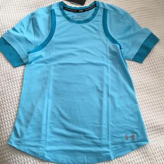 アンダーアーマー(UNDER ARMOUR)の新品 アンダーアーマー  ランニングTシャツ LG(ウェア)