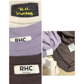 Tシャツ 3枚 ロンハーマン (Tシャツ(半袖/袖なし))