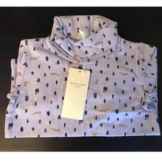サマンサモスモス(SM2)のタートルネック カットソー(Tシャツ/カットソー)