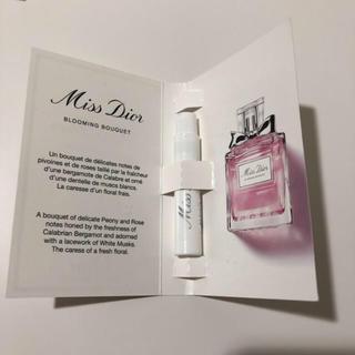 クリスチャンディオール(Christian Dior)のDior ミス ディオール ブルーミング ブーケ〈オードトワレ〉 1ml (香水(女性用))