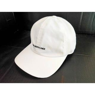 ザノースフェイス(THE NORTH FACE)の新品▲THE NORTH FACE▲ホワイト▲LIGHT BALL CAP(キャップ)