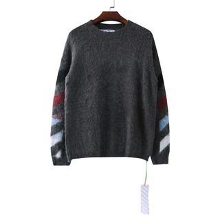 オフホワイト(OFF-WHITE)の2020新作 off-white ニット セーター(ニット/セーター)
