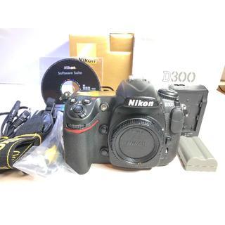 Nikon - ニコン D300 ボディ