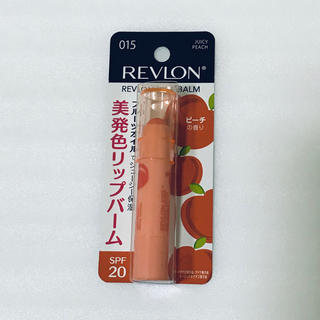 レブロン(REVLON)のレブロン キスバーム 15 JUICY PEACH(リップケア/リップクリーム)