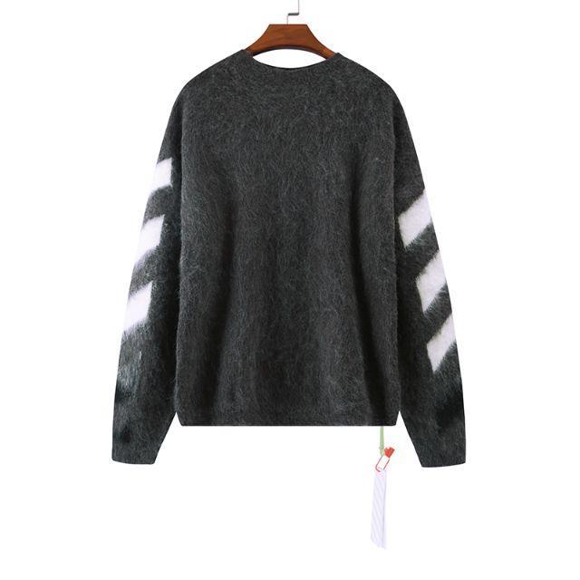 OFF-WHITE(オフホワイト)の2020新作 off-white ニット セーター メンズのトップス(ニット/セーター)の商品写真