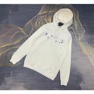 ディオール(Dior)の新品 パーカー(Tシャツ/カットソー(七分/長袖))