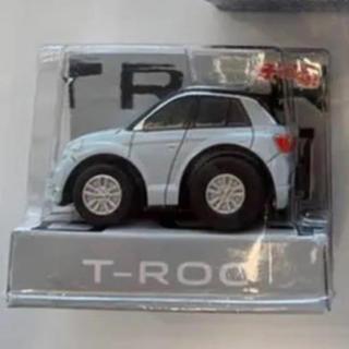 フォルクスワーゲン(Volkswagen)のT-Roc チョロQ フォルクスワーゲン 非売品 白(ミニカー)