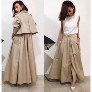 アメリヴィンテージ ameri 3WAY LADY TRENCH COAT