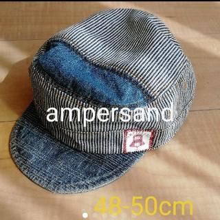 アンパサンド(ampersand)のアンパサンド帽子 キャスケット キャップ(帽子)