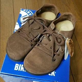 ビルケンシュトック(BIRKENSTOCK)の美品 ビルケンシュトック モンタナ 37(ローファー/革靴)