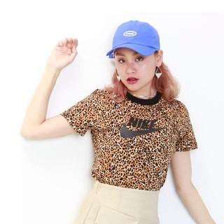NIKE - NIKE  レオパード Tシャツ ヒョウ柄