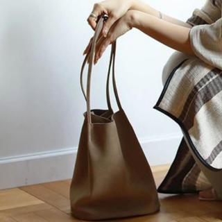 トゥデイフル(TODAYFUL)のtodayful Ecosuede Shoulder Bag モカ(ハンドバッグ)