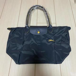 ロンシャン(LONGCHAMP)の♡新品未使用♡Longchamp肩掛けSサイズグレー(トートバッグ)