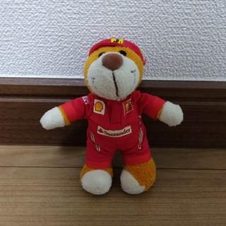 フェラーリ(Ferrari)のフェラーリ クマのキーホルダー(キーホルダー)