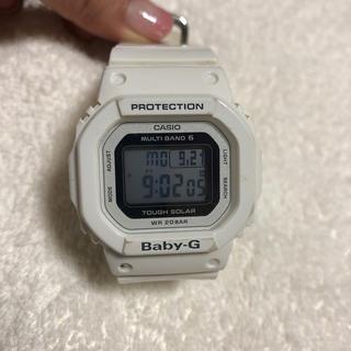 カシオ(CASIO)のBaby-G☆腕時計(腕時計)