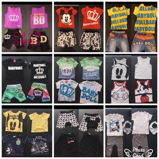 ベビードール(BABYDOLL)の夏服 BABYDOLL 18着まとめ売り 80(Tシャツ)