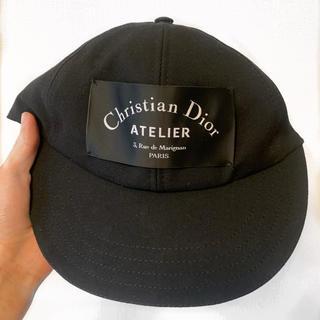 ディオール(Dior)のDIOR ATELIER キャップ(キャップ)