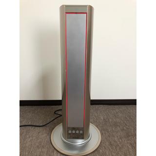 コイズミ(KOIZUMI)のコイズミ 超音波式加湿器タワー型 シャンパンゴールド KHM-4031 N(加湿器/除湿機)