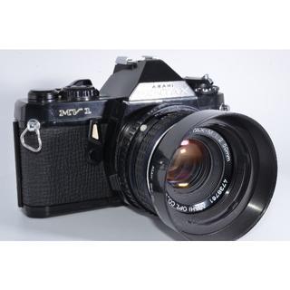 ペンタックス(PENTAX)のペンタックス MV1 w/ Pentax-M 50mm f2 #1177【入門用(フィルムカメラ)